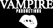 Vampire Productions Logo Blanco